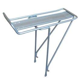 EVO, Classic, Rear rack, Silver, 26''/700C