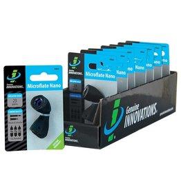 Genuine Innovations Genuine Innovations, Microflate Nano, CO2 Inflator, No cartridge, Black