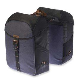 Basil Basil, Miles Double Bag, Double bag, Black Slate