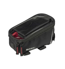 Basil Sport, Frame Bag, 1L, Black