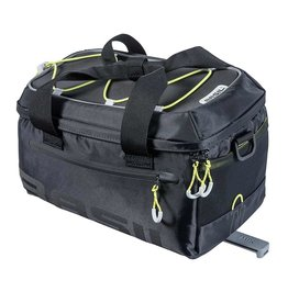 Basil Basil, Miles MIK, Trunk Bag, 7L, Black/Lime