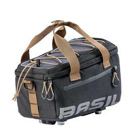 Basil Basil, Miles Topcase MIK, Rear top case, Black Slate