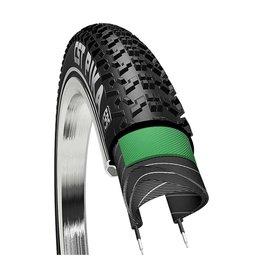 CST, Pika C1894, Tire, 700x38C, Wire, Clincher, Dual, EPS, 60TPI, Black