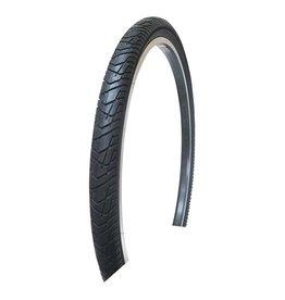 CST, Traveller C1110/C1110P, Tire, 26''x1.90, Wire, Clincher, Single, 27TPI, Black