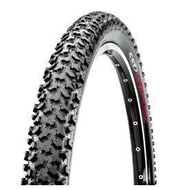 CST, Cheyenne, Tire, 26''x2.10, Wire, Clincher, Single, 27TPI, Black