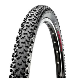 CST CST, Cheyenne, Tire, 26''x2.10, Wire, Clincher, Single, 27TPI, Black