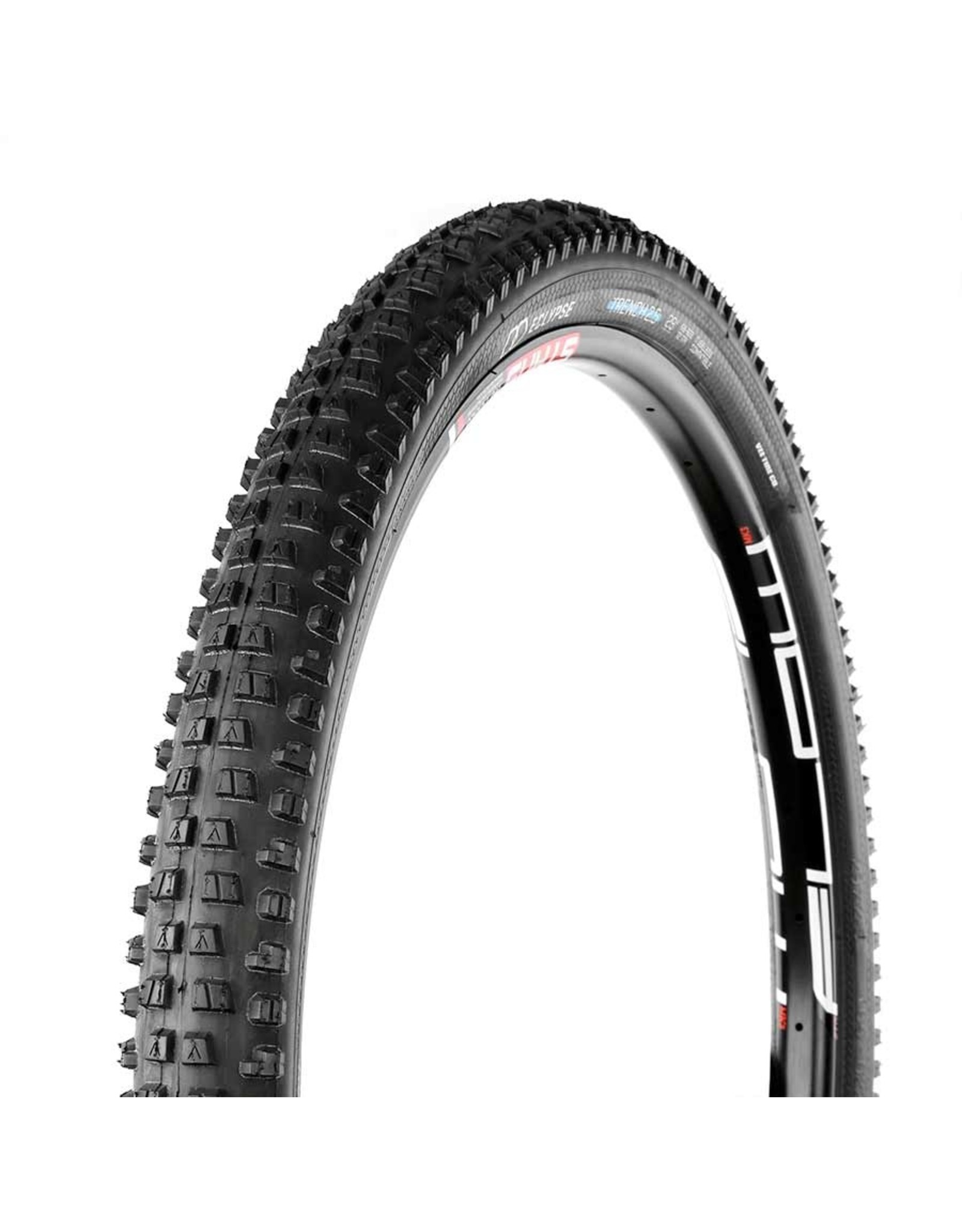 Eclypse, Trench™, Tire, 29''x2.50, Folding, 72TPI, Black