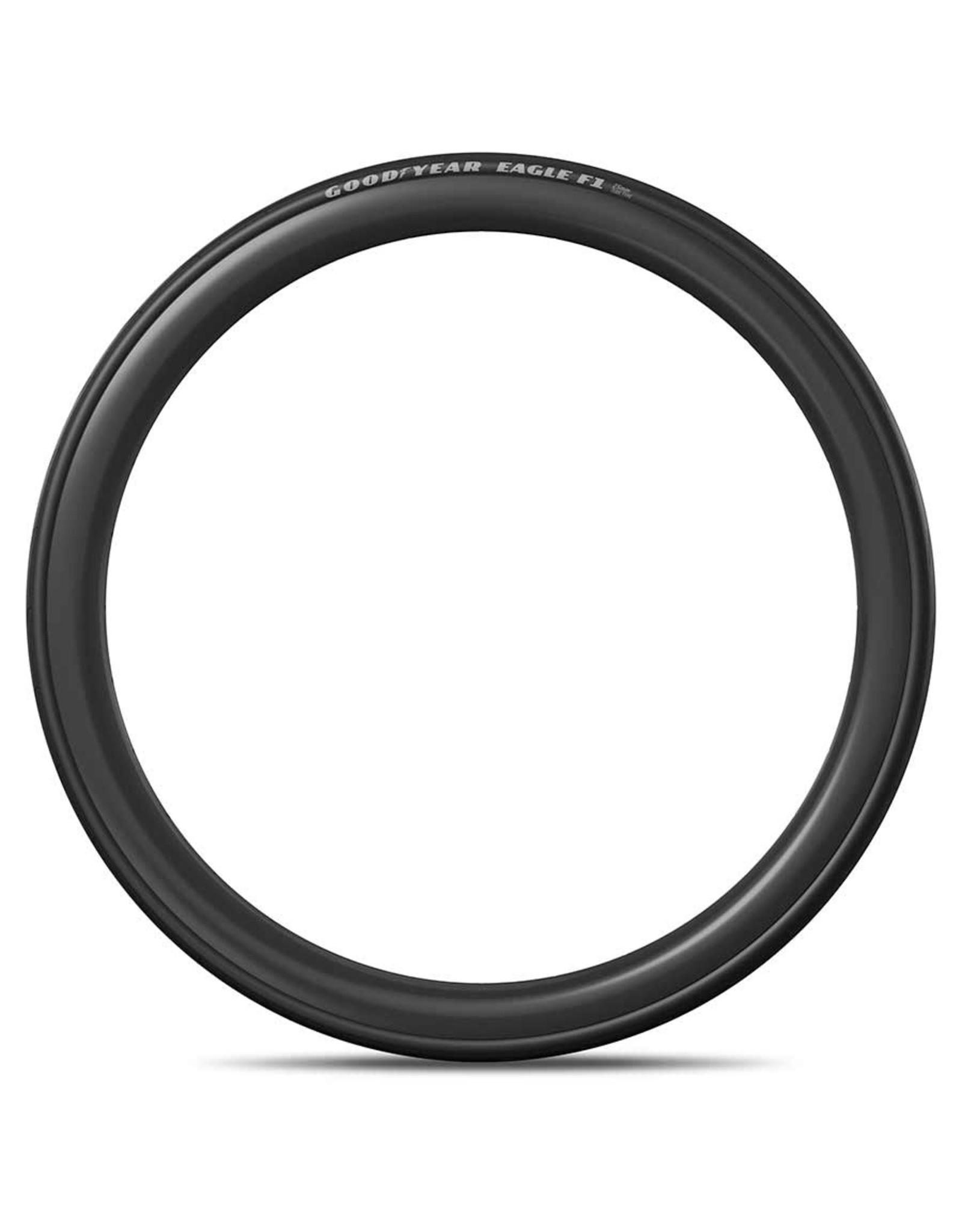 Goodyear Goodyear, Eagle F1, Tire, 700x28C, Folding, Clincher, Dynamic:GSR, R:Shield, 120TPI, Black