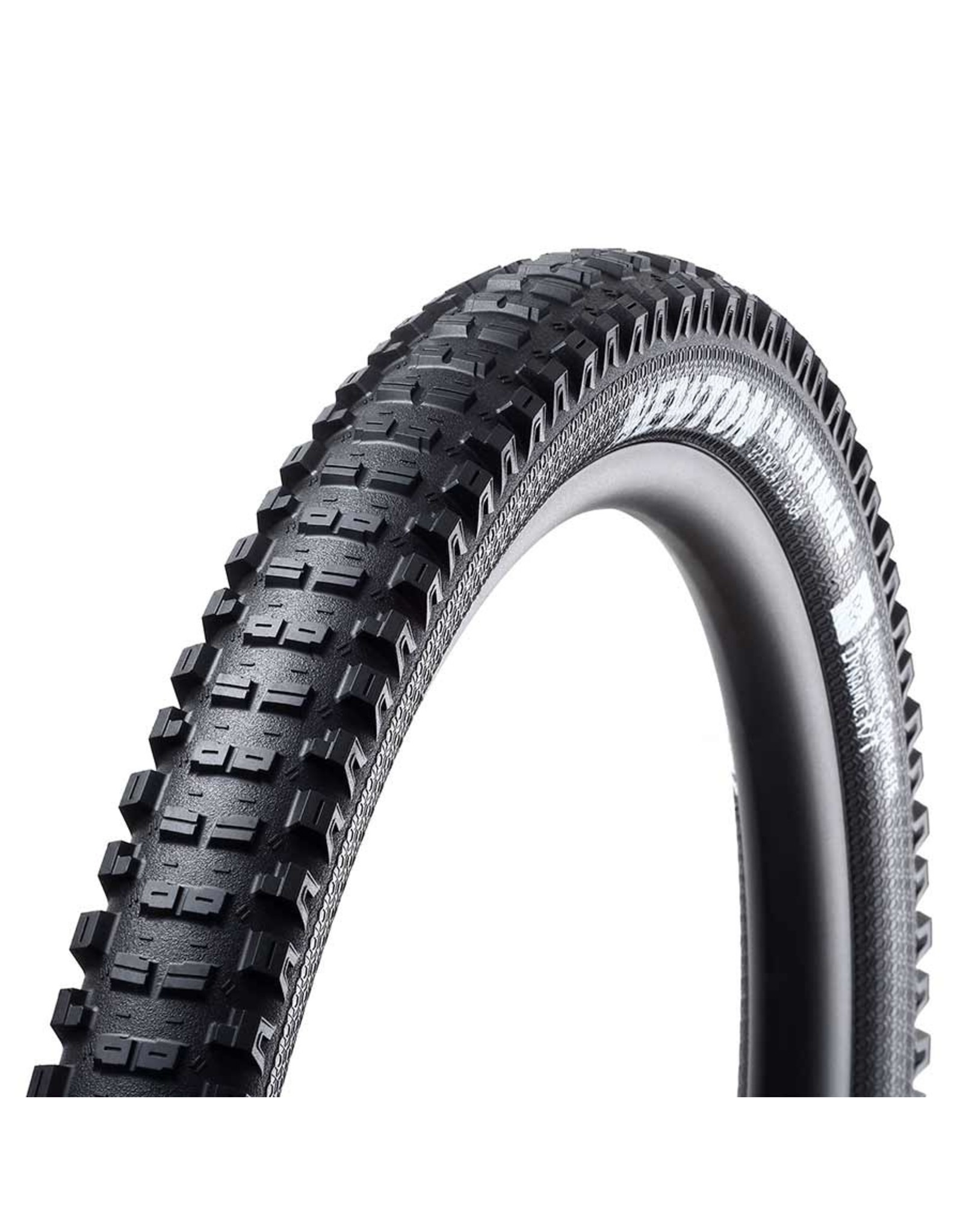 Goodyear Goodyear, Newton, Tire, 27.5''x2.60, Folding, Tubeless Ready, Dynamic:RS/T, DH Ultimate, 240TPI, Black