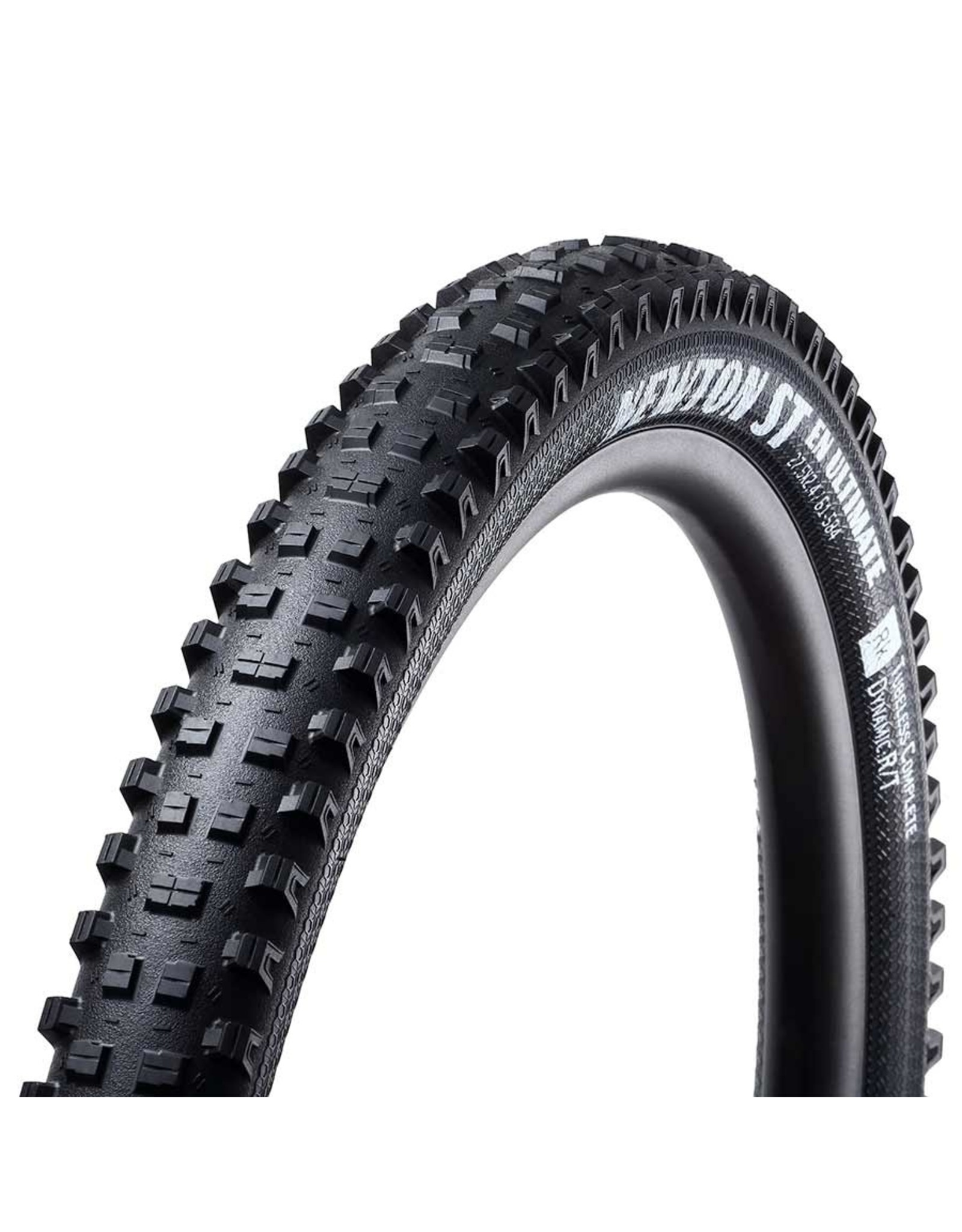 Goodyear Goodyear, Newton-ST, Tire, 27.5''x2.40, Folding, Tubeless Ready, Dynamic:RS/T, DH Ultimate, 240TPI, Black