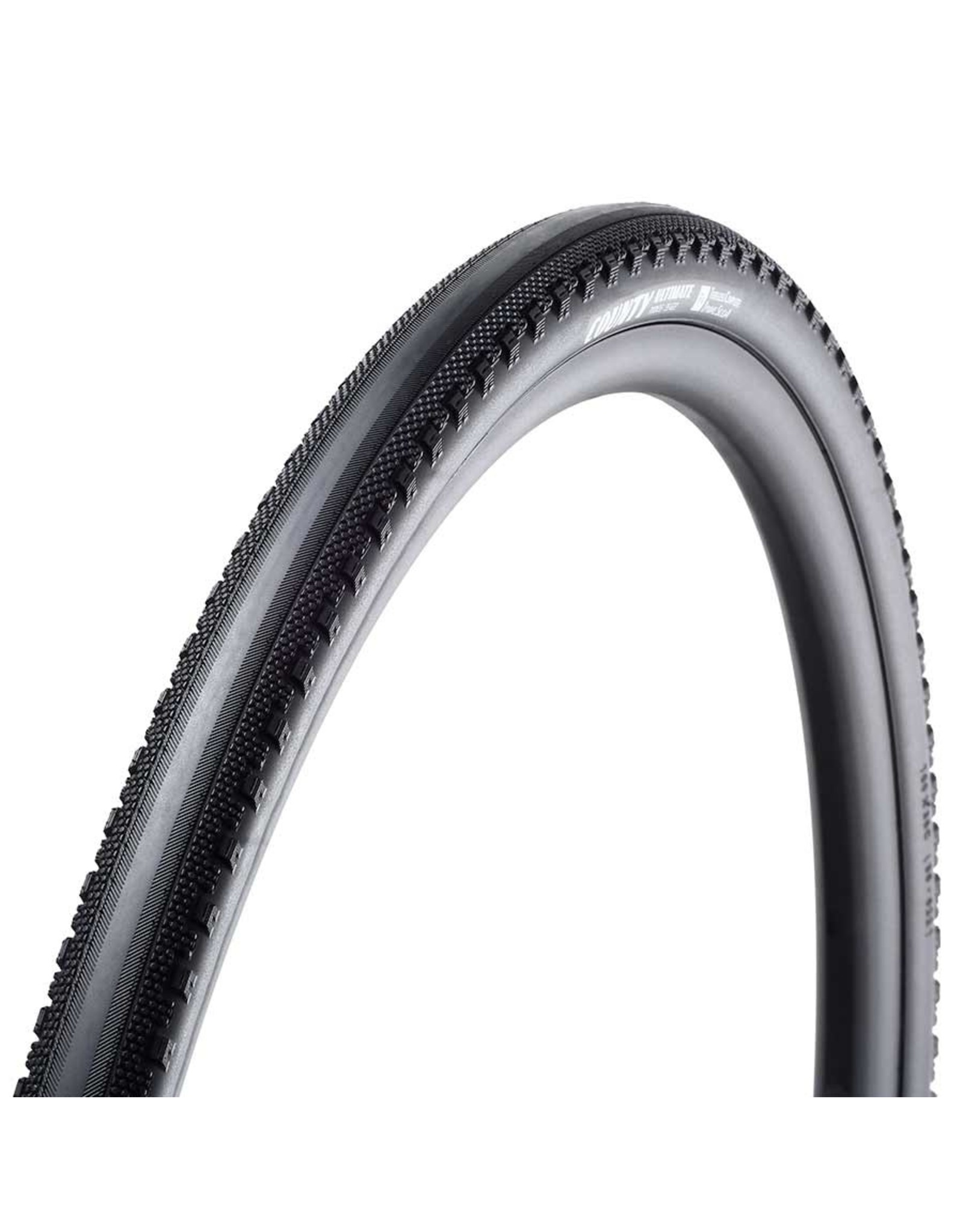 Goodyear Goodyear, County, Tire, 700x35C, Folding, Tubeless Ready, Dynamic:A/T, Ultimate, 120TPI, Black