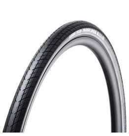 Goodyear Goodyear, Transit Speed, Tire, 700x50C, Folding, Tubeless Ready, Dynamic:Silica4, R:Armor, 60TPI, Black