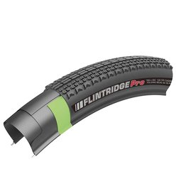 Kenda, Flintridge Pro, Tire, 700x35C, Folding, Tubeless Ready, GCT, DTC, 120TPI, Black