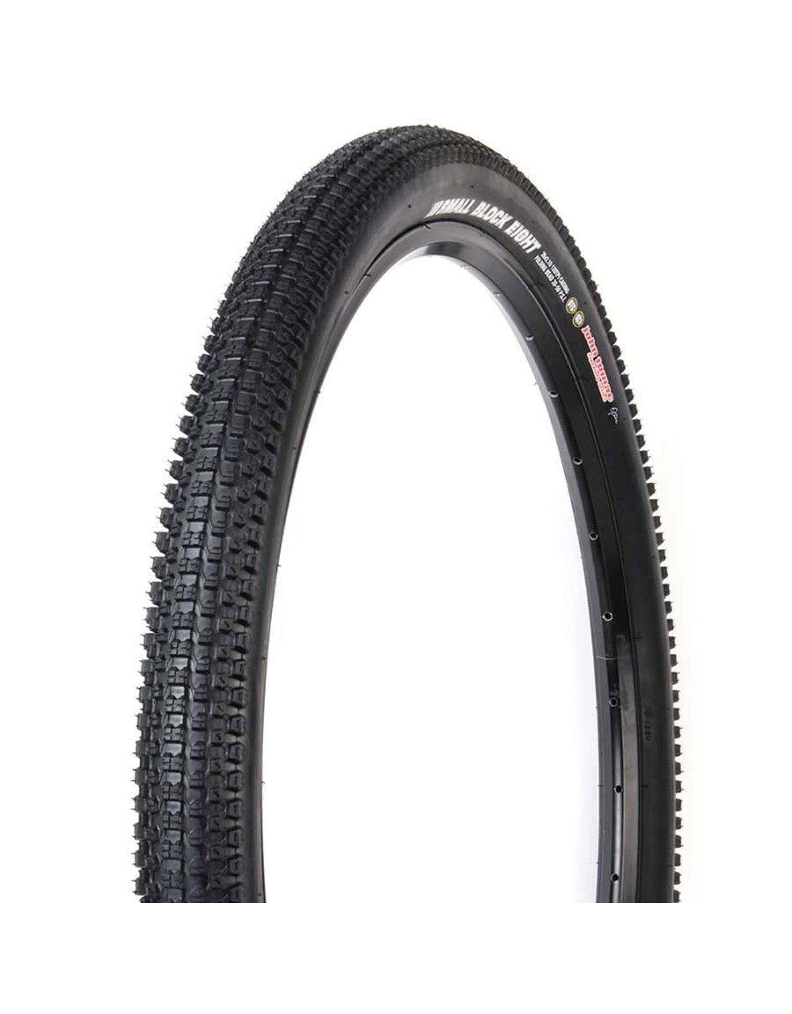 Kenda, Small Block 8, Tire, 26''x2.35, Wire, Clincher, DTC, 60TPI, Black