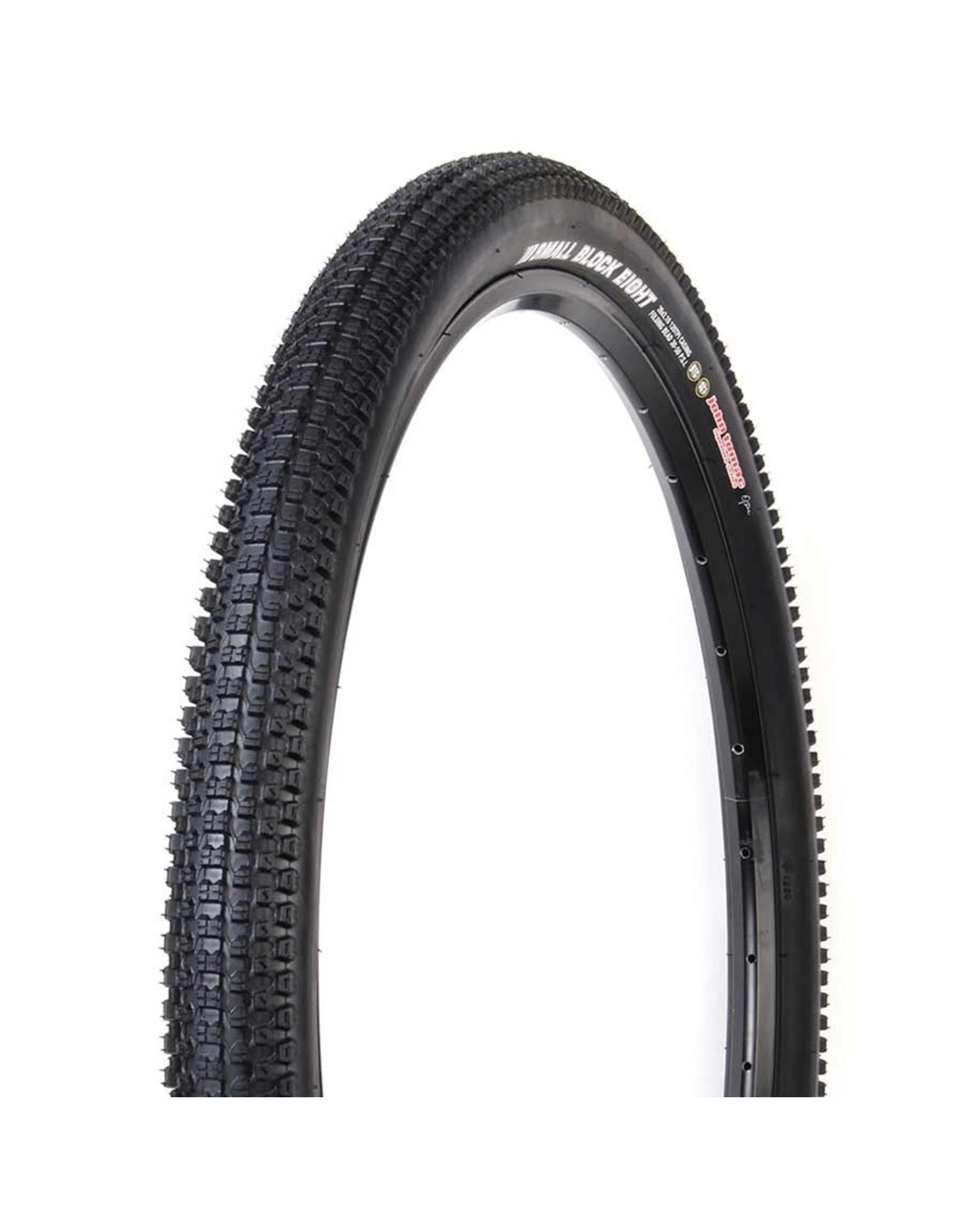 Kenda Kenda, Small Block 8, Tire, 26''x2.10, Wire, Clincher, DTC, 60TPI, Black