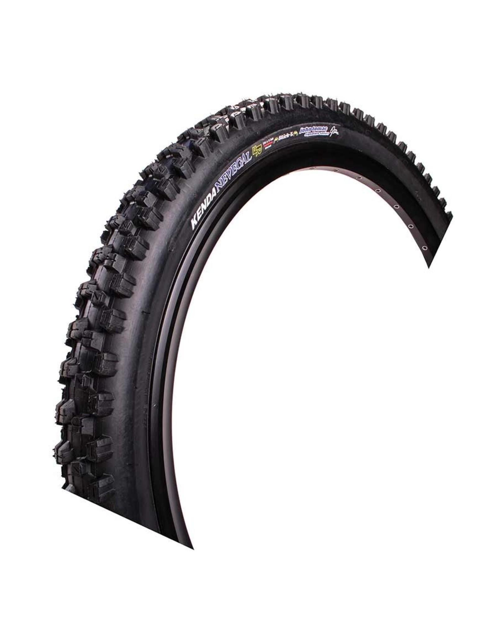 Kenda Kenda, Nevegal, Tire, 26''x2.10, Folding, Clincher, DTC, 120TPI, Black