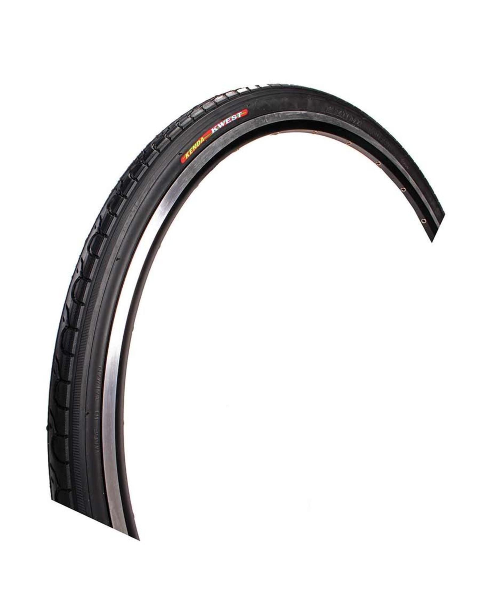 Kenda Kenda, Kwest, Tire, 700x32C, Wire, Clincher, SRC, K-Shield, 30TPI, Black