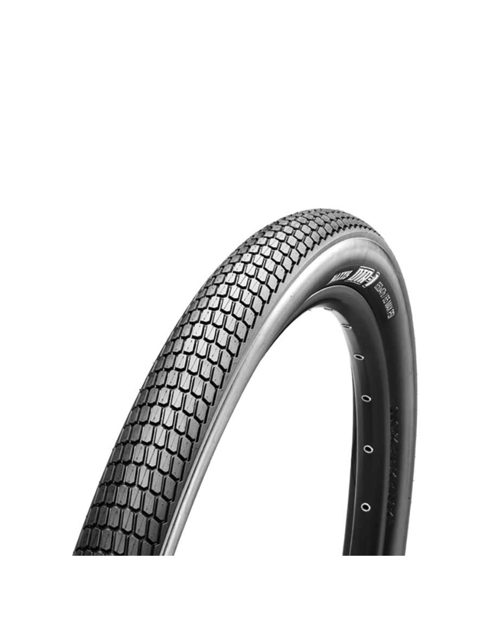 Maxxis Maxxis, DTR-1, Tire, 650x47C, Folding, Clincher, Dual, 60TPI, Black
