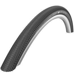 Schwalbe Schwalbe, G-One Allround, Tire, 27.5''x1.35 (650Bx35), Folding, Clincher, Dual, RaceGuard, 67, Black