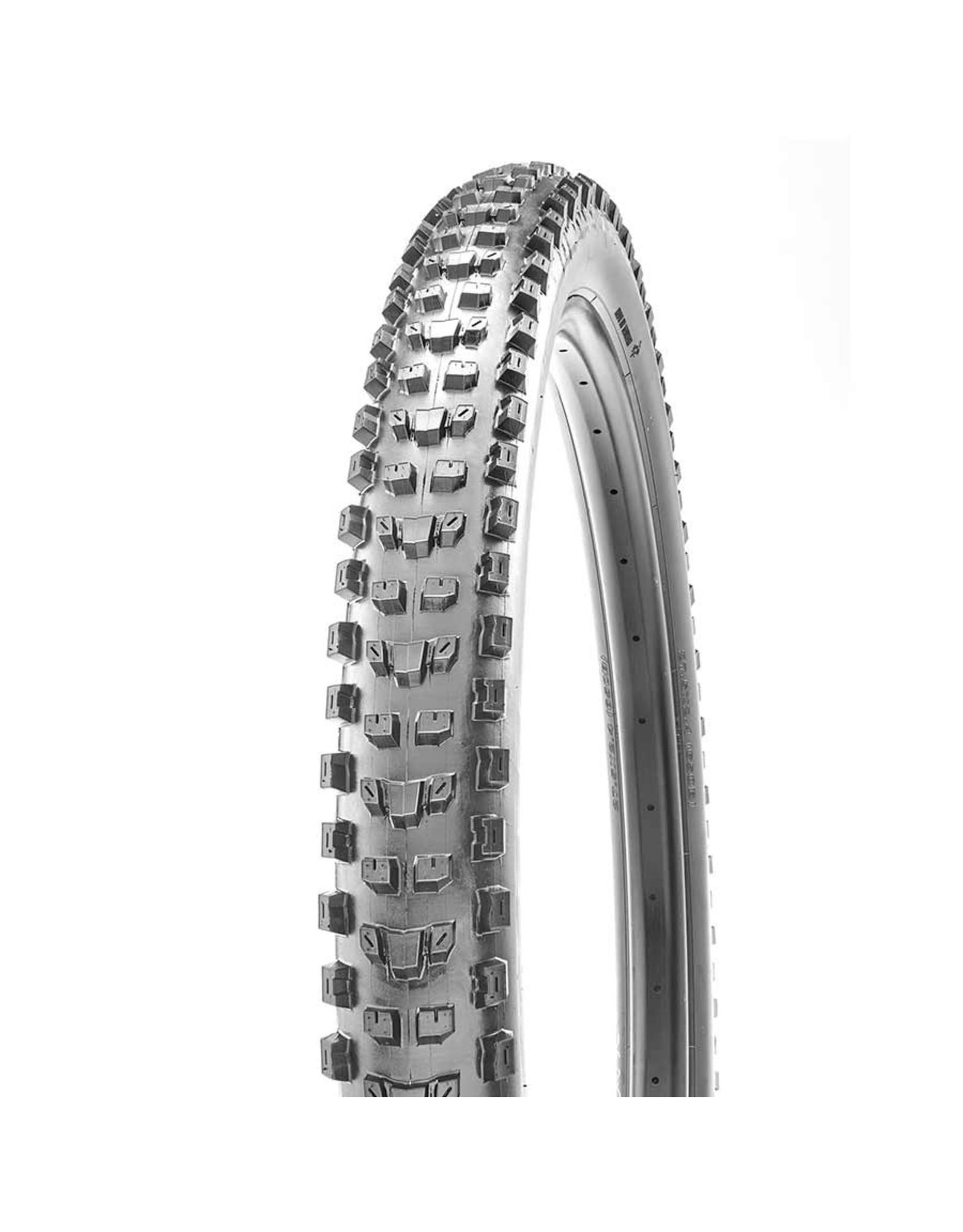 Maxxis, Dissector, Tire, 27.5''x2.40, Folding, Tubeless Ready, 3C Maxx Terra, EXO, Wide Trail, 60TPI, Black