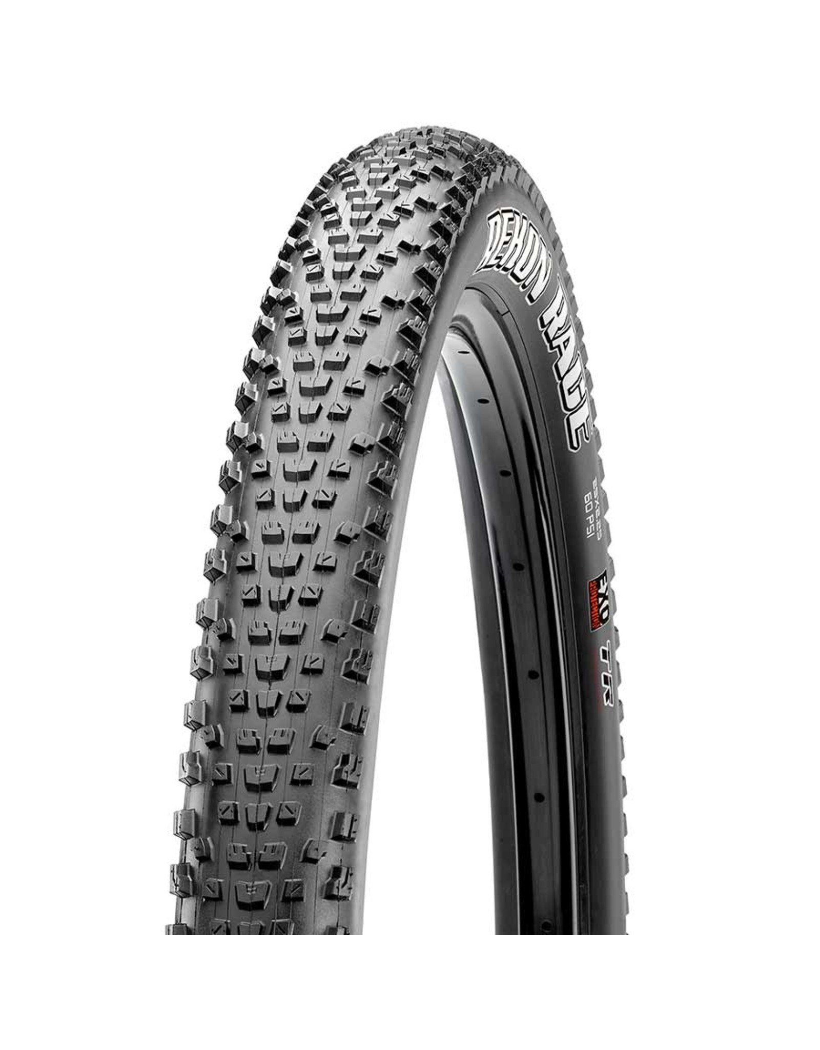 Maxxis Maxxis, Rekon Race, Tire, 29''x2.25, Folding, Tubeless Ready, Dual, EXO, 120TPI, Black