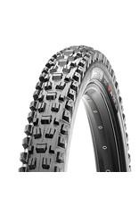 Maxxis Maxxis, Assegai, Tire, 29''x2.60, Folding, Tubeless Ready, 3C Maxx Grip, Double Down, Wide Trail, 120x2TPI, Black