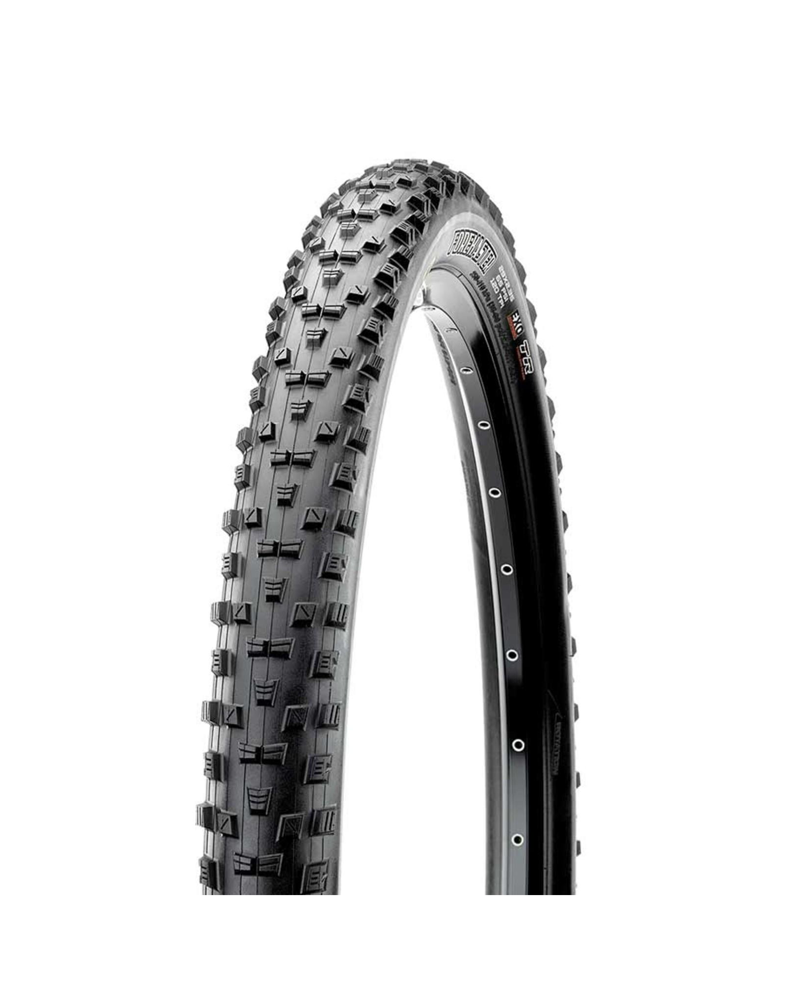 Maxxis Maxxis, Forekaster, Tire, 27.5''x2.60, Folding, Tubeless Ready, 3C Maxx Speed, EXO, 120TPI, Black