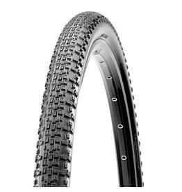 Maxxis Maxxis, Rambler, Tire, 700x45C, Folding, Tubeless Ready, Dual, EXO, 120TPI, Black