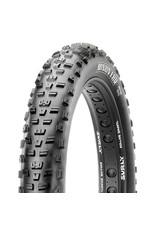 Maxxis Maxxis, Minion FBR, Tire, 26''x4.80, Folding, Tubeless Ready, Dual, EXO, 120TPI, Black