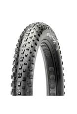 Maxxis, Minion FBF, Tire, 26''x4.80, Folding, Tubeless Ready, Dual, EXO, 120TPI, Black