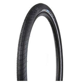 Schwalbe Schwalbe, Big Apple, Tire, 20''x2.00, Wire, Clincher, Endurance, RaceGuard, 67TPI, Black