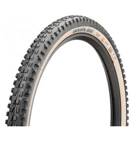 Maxxis Maxxis, Minion DHF, Tire, 27.5''x2.30, Folding, Tubeless Ready, 3C, EXO, 60TPI, Beige