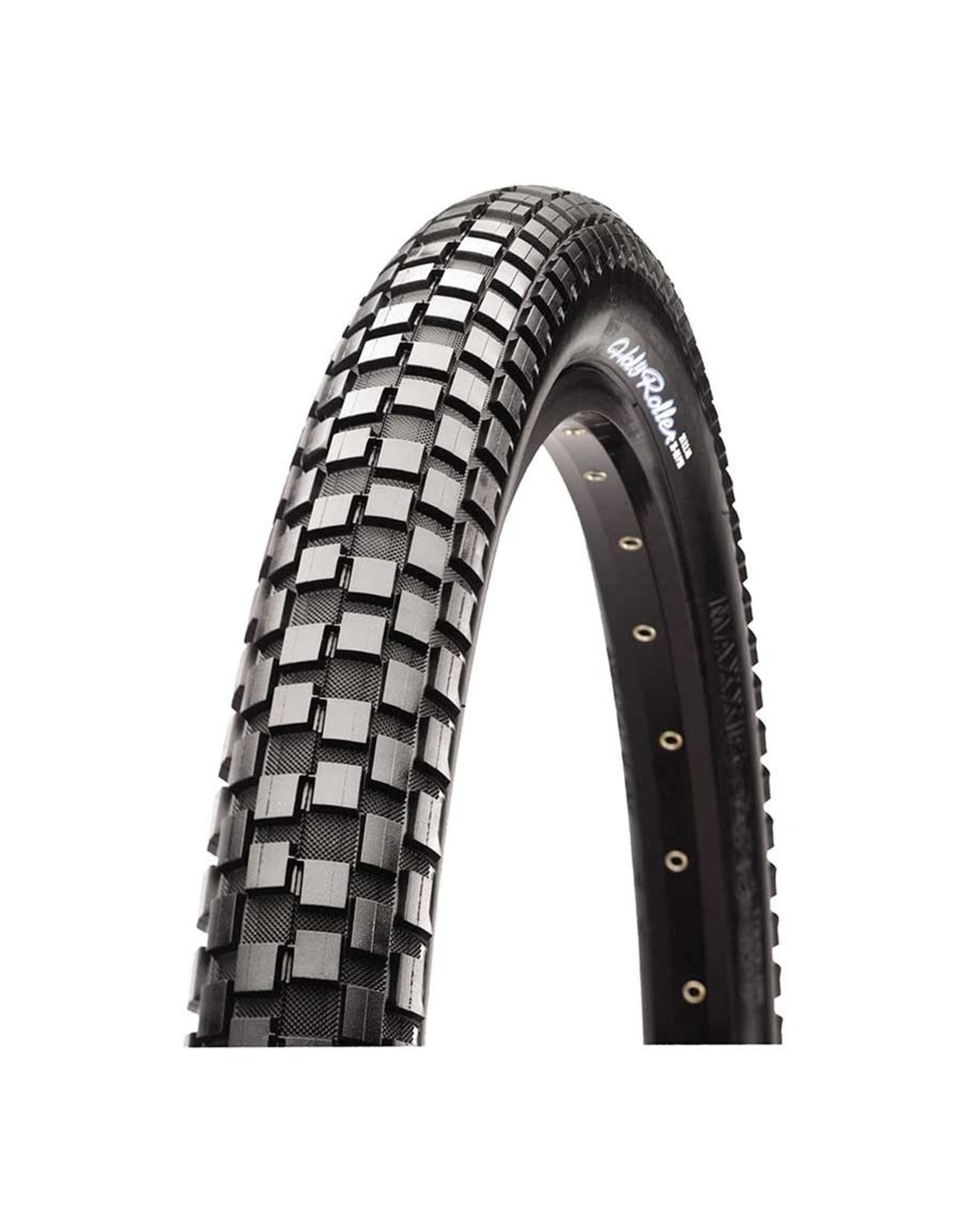Maxxis Maxxis, Holy Roller, Tire, 26''x2.20, Wire, Clincher, Single, 60TPI, Black
