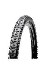 Maxxis Maxxis, Aspen, Tire, 27.5''x2.25, Folding, Tubeless Ready, Dual, EXO, 120TPI, Black