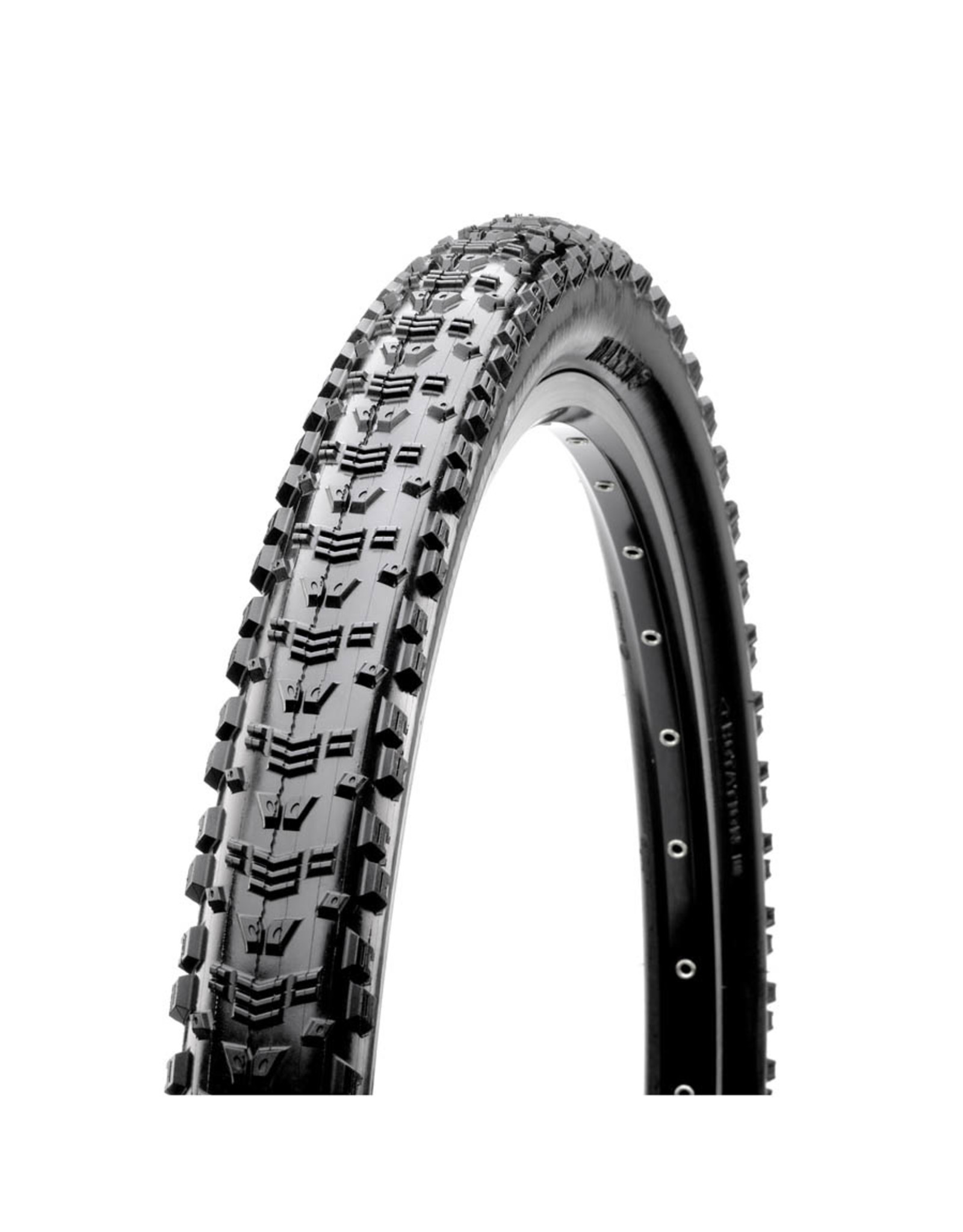 Maxxis, Aspen, Tire, 27.5''x2.25, Folding, Tubeless Ready, Dual, EXO, 120TPI, Black