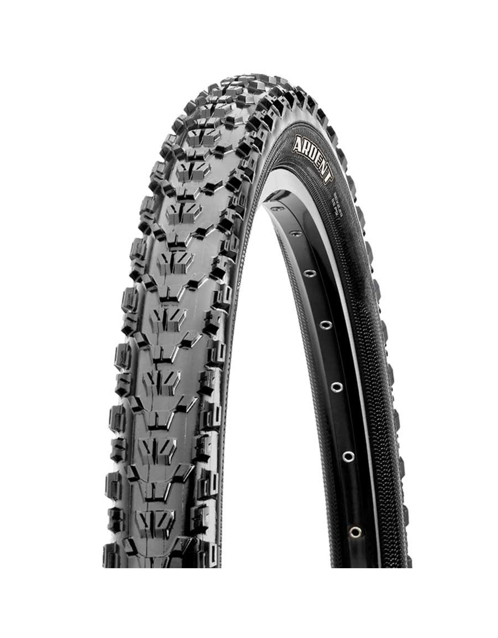 Maxxis Maxxis, Ardent, Tire, 26''x2.40, Folding, Tubeless Ready, Dual, EXO, 60TPI, Black