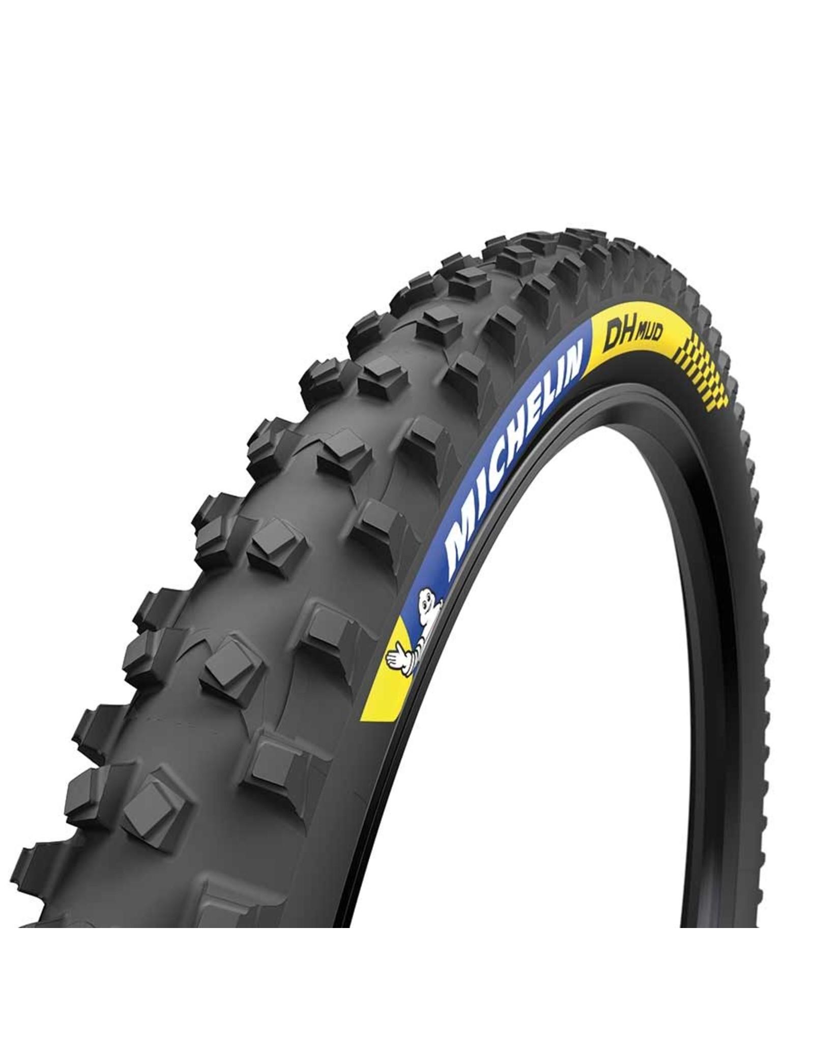 Michelin Michelin, DH Mud, Tire, 29''x2.40, Wire, Tubeless Ready, MAGI-X, Downhill Shield, 2x55TPI, Black
