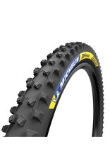 Michelin, DH Mud, Tire, 27.5''x2.40, Wire, Tubeless Ready, MAGI-X, Downhill Shield, 2x55TPI, Black
