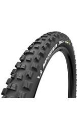 Michelin Michelin, DH34 Bike Park, Tire, 27.5''x2.40, Wire, Tubeless Ready, Bikepark, 2x55TPI, Black