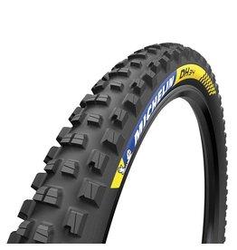 Michelin, DH34, Tire, 26''x2.40, Wire, Tubeless Ready, MAGI-X, Downhill Shield, 2x55TPI, Black