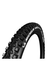 Michelin, Wild Enduro Rear, Tire, 27.5''x2.60, Folding, Tubeless Ready, GUM-X, GravityShield, 3x33TPI, Black