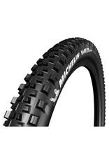 Michelin, Wild AM Comp, Tire, 27.5''x2.80, Folding, Tubeless Ready, GUM-X, 60TPI, Black