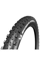 Michelin Michelin, Force AM Comp, Tire, 27.5''x2.35, Folding, Tubeless Ready, GUM-X, 60TPI, Black