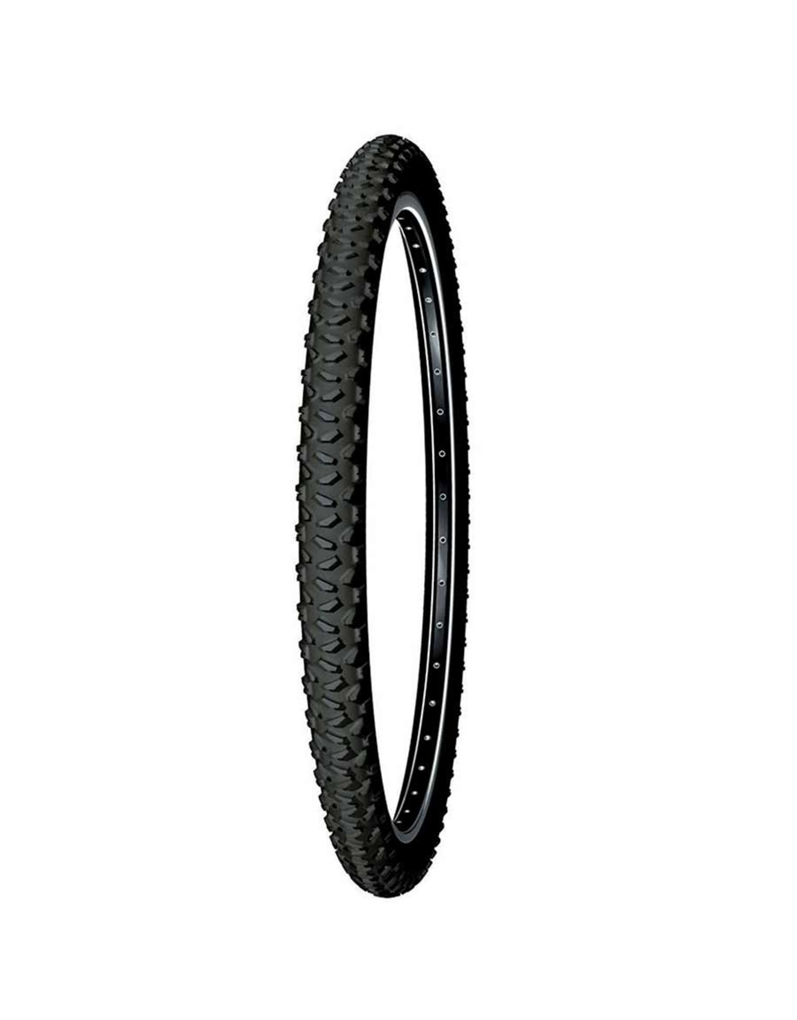 Michelin, Country Trail, Tire, 26''x2.00, Wire, Clincher, 30TPI, Black