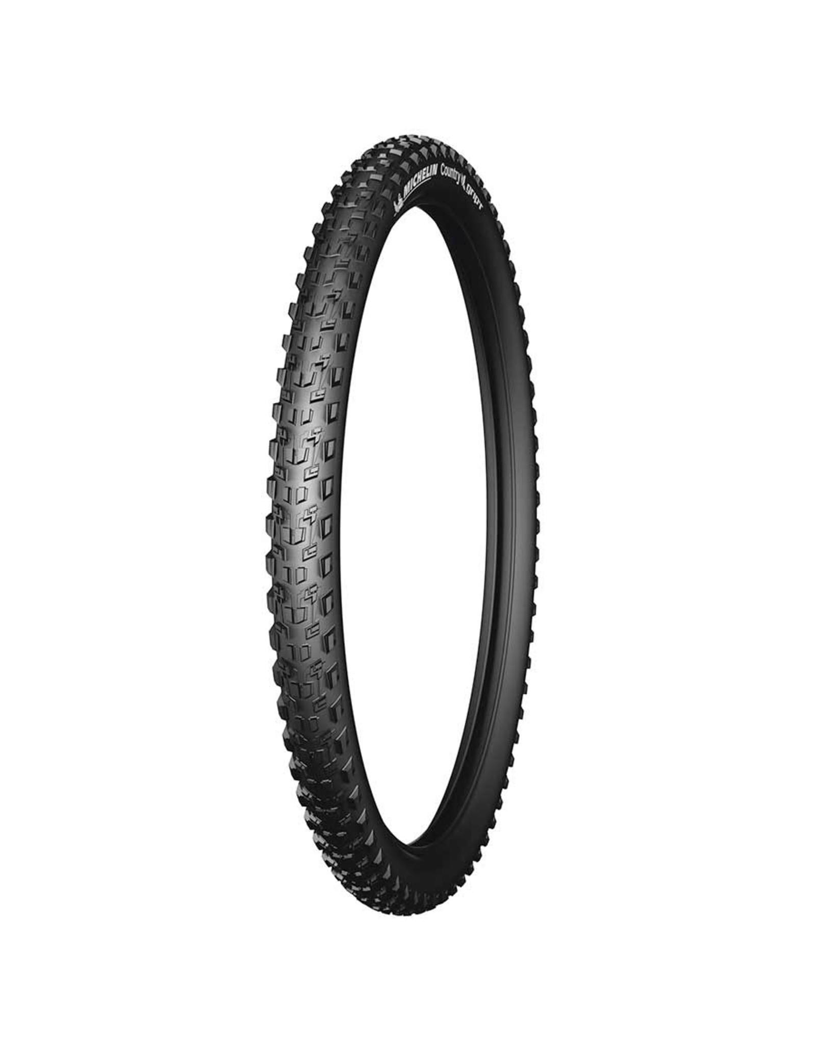 Michelin, Country Grip'R, Tire, 29''x2.10, Wire, Clincher, 30TPI, Black