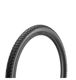 Pirelli Pirelli, Cinturato Gravel M, Tire, 700x45C, Folding, Tubeless Ready, SpeedGrip, 127TPI, Black