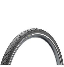 Pirelli Pirelli, Cycl-e DTs, Tire, 700x40C, Wire, Clincher, Black