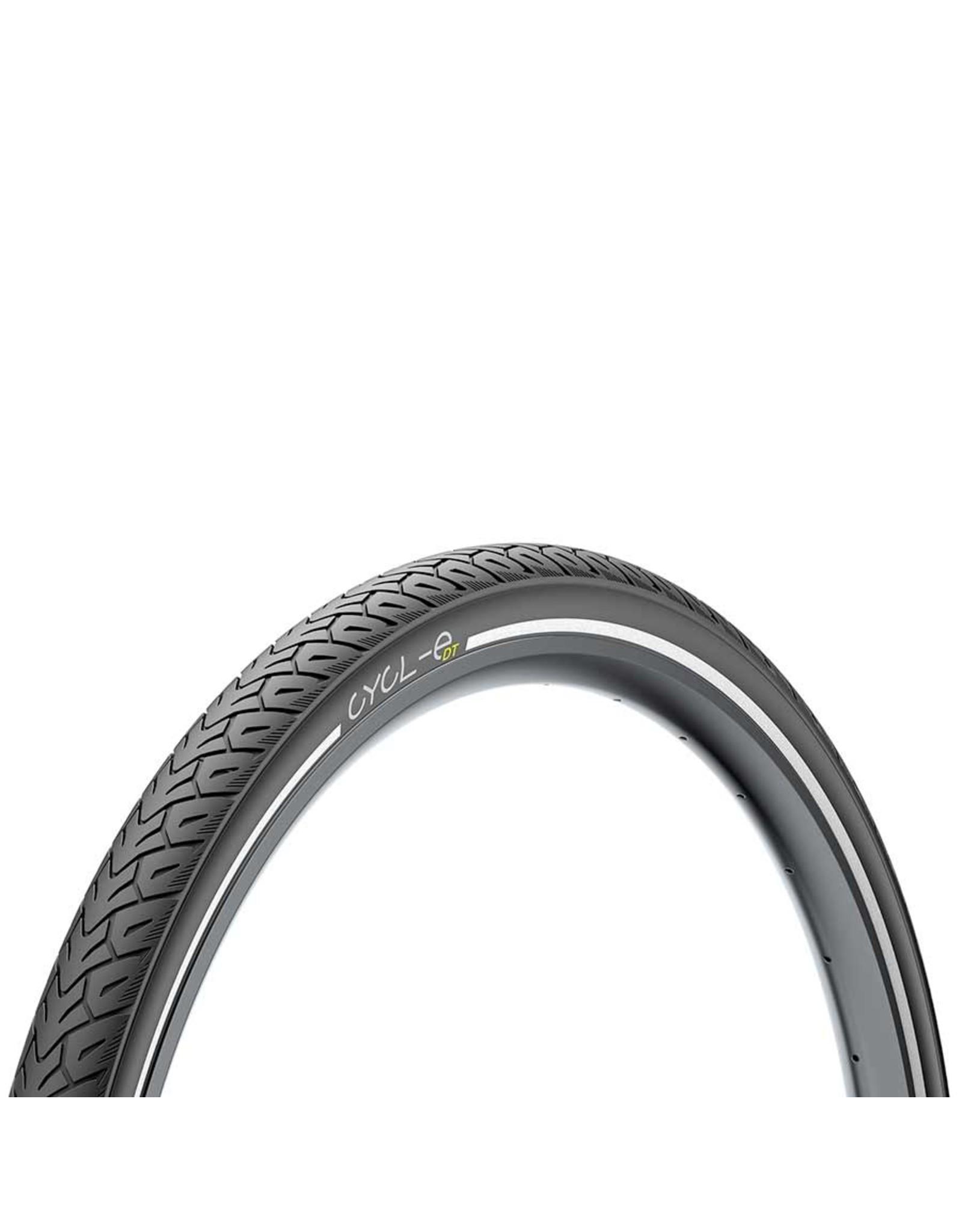 Pirelli Pirelli, Cycl-e DT, Tire, 700x50C, Wire, Clincher, Black