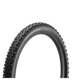 Pirelli Pirelli, Scorpion MTB S, Tire, 27.5x2.4, Folding, Tubeless Ready, Smartgrip, Hyperwall, 127TPI, Black
