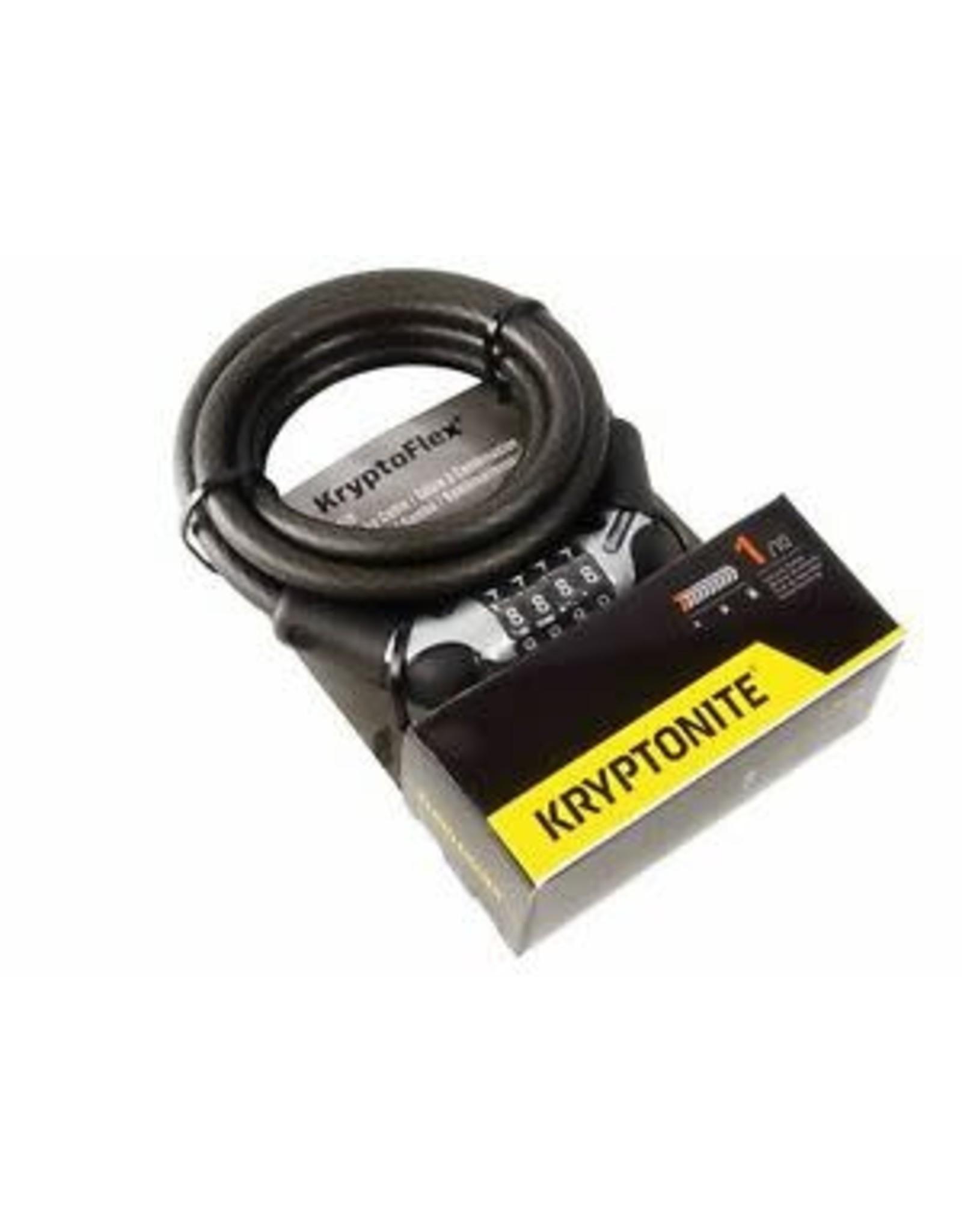 KRYPTOFLEX 1018 COMBO CABLE LOCK